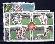 MONACO Yvert n° 620/631 neuf avec charnière MH