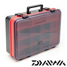 Daiwa Tournament Feeder Case / Tackle Box - 25 Compartment Tackle & Lure Box