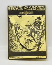 Space Marines 3 Man Gravity Platform SM015 NEW Stan Johansen Miniatures Grav