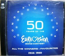 V/A-Congratulations! 50 Years Of The Eurovision Song Contest - All The Winners +
