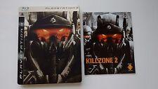 Killzone 2 Complet Steelbook Boite Métal sur PS3 !!!!