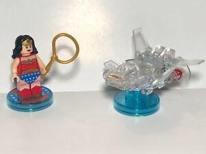 LEGO Dimensions Wonder Woman Fun Pack Invisible Jet DC Comics 71209