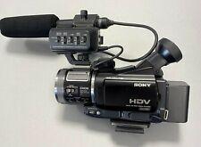 Sony HVR-A1E PRO Lumii Videocamera PERFETTAMENTE FUNZIONANTE (NON USATO)