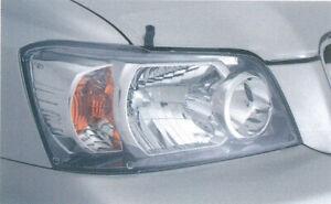 Genuine Toyota Kluger MCU28 Headlight Covers Aug 2003 - Aug 2007 PZQ14-48020