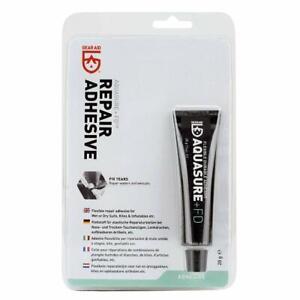 GEAR AID AQUASURE +FD REPAID ADHESIVE Urethane Waterproof Wet Suit Sealant Glue