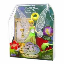 Disney Fairies Tinkerbell Doll  Pixie Dusted Wings New 2006 HTF