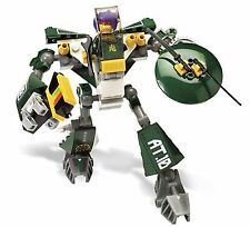 Lego 8100 Exo-Force: Cyclone Defender - Minifig - Complete - 5% Multi Discount