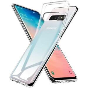 Samsung S10 transparente Hülle | transparent Case | Slim Cover Klare Schutzhülle
