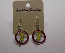 DC, Justice league earrings, batman, superman, arrow, flash, joker, wonderwoman