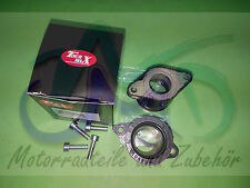 Yamaha XT350 TT350 XT TT Vergaser Gummi Ansaugstutzen Paar joint carburetor