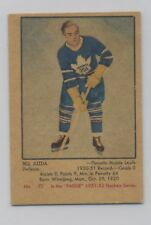 1951-52  Parkhurst Hockey #77 Bill Juzda Toronto Maple Leafs