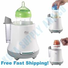 Bottle Warmer Baby Quick Serve Milk Breast Food Jars Sanitizer Heater Portable