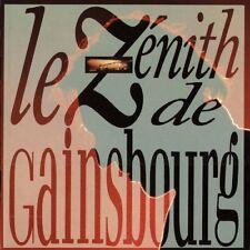 Le Zénith de Gainsbourg - CD