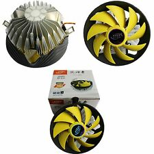 12V 1800+10%RPM 22dBA Ultra Quiet 120mm CPU Radiator CPU Cooler For Intel&AMD FE