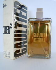 Jean PAUL GAULTIER GAULTIER 2-EAU DE PARFUM SPRAY 120 ML WOMAN & MAN NUOVO SIGILLATO
