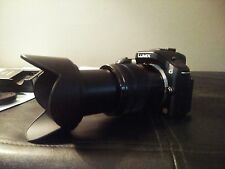 Panasonic LUMIX DMC-G5K 16MP Camera with 14-42mm and 45-150mm lenses + Bundle