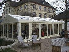 Festzelt Partyzelt Vereinszelt Profizelt 5x15m / 3x Dachfenster inkl.