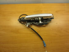 13 14 Cadillac ATS Left Front Outside Door Handle White Diamond Pearl 800J OEM