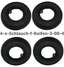 4 Stück Schlauch-f-Reifen-3-00-4 - 260/85 mm-Sackkarren-Sackkarrenrad