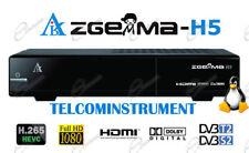Zgemma H5 ricevitore Combo HD T2/S2: zgemma h5 supporta HEVC H265
