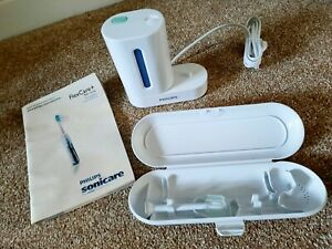 PHILLIPS Sonicare Toothbrush Charger UV Head Cleaner HX6160 FLEXCARE 900+ freepp