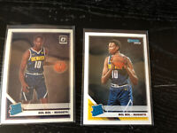2019-20 Panini Donruss Optic Bol Bol RC ROOKIE DENVER NUGGETS #162 Lot X2
