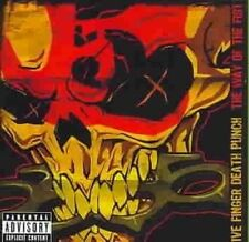 Way of The Fist 0810067011624 by Five Finger Death Punch CD