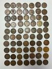 Lot of 100 Civil War Tokens Very Nice Wide Variety High Grade - Lot of 100
