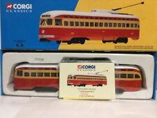 Corgi classics 55003 PCC Street car - St. Louis Ltd Edition No. 0002 of 3200
