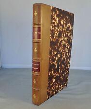 GUSTAVE AIMARD / LES BOHEMES DE LA MER / 1865 AMYOT (FLIBUSTIER) E.O.