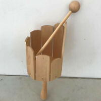 Percussion Music Instrument Wooden Multi Sound Tube Educational Toy ONE