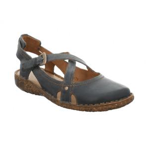 Josef Seibel ROSALIE 13 Ladies Leather Casual Shoes Ocean