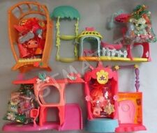 Littlest Pet Shop Random Lot 5 Pcs 1 Playset 3 Accessories w 1 Lps Gift Set
