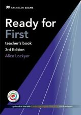 Ready for FCE Teacher's Book Pack (Ready for Series), Roy Norris, New, Paperback
