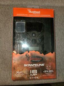 Wildgame Innovations Scrapeline Lightsout 16 MP Trail Camera
