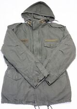 Military M65 Army Field Cold Weather Jacket w/ Liner, Sz M (Medium)