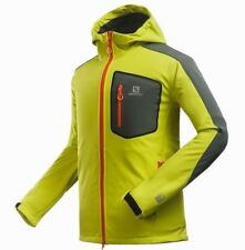 Chaqueta Salomon Softshell Hombre - Waterproof Windproof Thermal Jacket