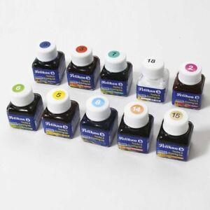 Inchiostro di china colorato flacone boccettina nero bianco calligrafia disegno