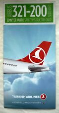 CONSIGNE DE SECURITE AIRBUS A 321 - 200 / COMPAGNIE AERIENNE TURKISH AIRLINES