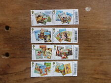 GREAT BRITAIN 2017 LADYBIRD BOOKS SET 8 MINT STAMPS