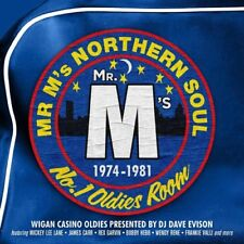 Mr M's: Wigan Casino Northern Soul Oldies Room 1974-1981 / Various [New CD] UK