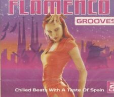 FLAMENCO GROOVES - VARIOUS ARTISTS - on 2 CD'S - BOXED SET -