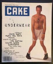 CAKE MAGAZINE - KILLDOZER-FISHBONE-QUICKSAND-PRESIDENTS OF THE USA - #33 1995