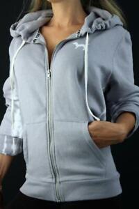 Victoria's Secret PINK Full Zip Hoodie Perfect Sweatshirt Fleece Tie Dye NWT