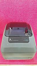 Zebra GK420T Label Thermal Printer 80 or 120 mm  include power supply tested