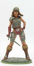 Denizen Miniatures 90mm Female Warrior