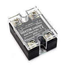 Mini Relè allo Stato Solido DC-AC 3-32VDC/24-480VAC 25A SSR Relay Relais ap7e