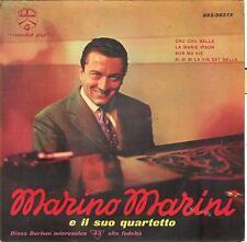 """MARINO Marini e il suo quartetto/RARE DURIUM - 7"""" - Single, no. 882.003ye!!!"""