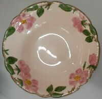 "FRANCISCAN WARE *DESERT ROSE* 9"" Round Vegetable Bowl"