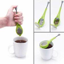 Rapid Tea Infuser Loose Tea-leaf Strainer Herbal Spice Teabag Filter Diffuser